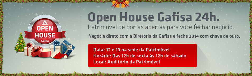 Open House Gafisa
